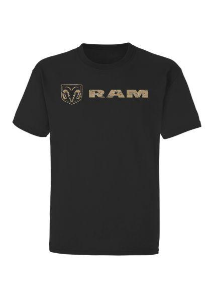 RAM MEN'S CREW NECK