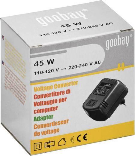 Goobay 54754 OMV. 45 WATT
