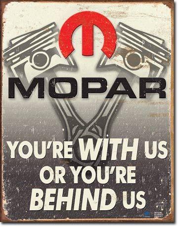 MOPAR BEHIND US-TS