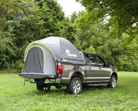 Napier Backroadz Truck Tent 5.5/5.8'  laadbak