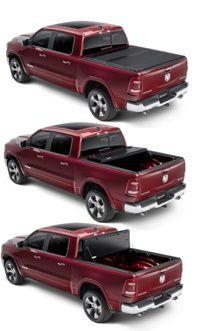 Ram laadbak afdekking - Truck bed cover 2020 body