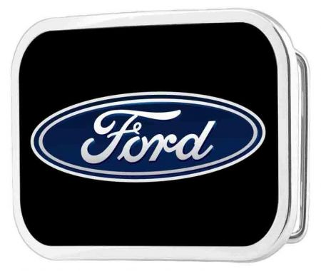 Buckle Ford Oval